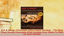 PDF  Hot  Gooey Chocolate Chip Cookie Recipes  The Best Ooey Gooey Chocolate Chip Cookies Download Online