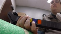 Breakthrough allows paralyzed man to move hands again