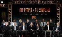 O J Simpson The People vs. O.J. Simpson 2016 with kardashians 2016