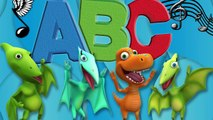 Spanish Alphabet Song | Spanish ABC songs for children