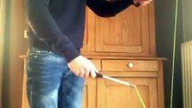 Comment faire slider le diabolo sur les baguettes   Slider avec le diabolo sur une baguette