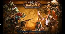 World Of Warcraft: Night Elf Opening: Cataclysm.