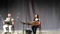 Tango Trio and Alicia Petronilli -Chiquilin de Bachin-Astor Piazzolla