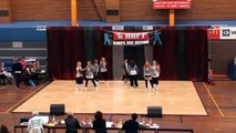 Simple 1 in voorronde YOUTH A HipHop Streetdance 7-3-2010