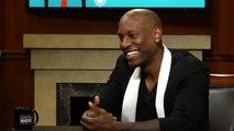 Tyrese talks 'Furious 8,' Trump, and 'Justice League' : Sneak Peek