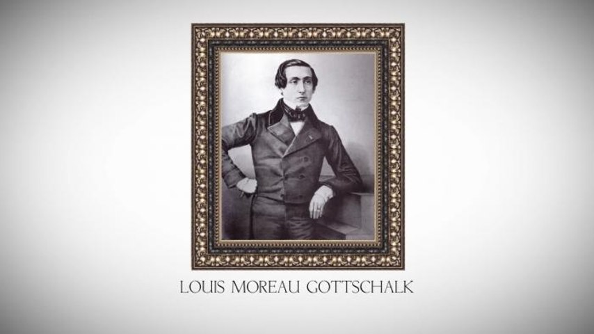 Louis Moreau Gottschalk: High Times In Oakland, California