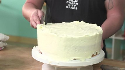 Cake Frosting Hacks with Duff Goldman