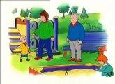 DVD4 Caillou capitulos completos Discovery kids latino en español