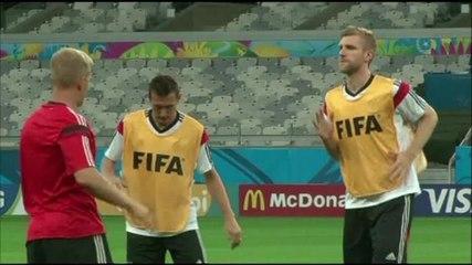 Orvañanos y Marín. ¿Quién le puede ganar a Alemania?