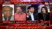 Arshad sharif crtisize pmln ministers on panama leaks