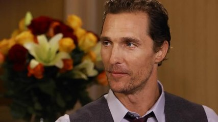 Matthew McConaughey talks about Dallas Buyers Club