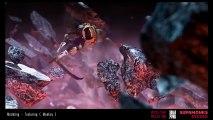 CGI 3D Showreel HD   3D Modeling Showreel  by Damien Guimoneau