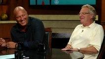 Jerry Springer and Steve Wilkos