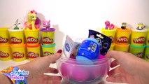 Huevo Sorpresa Gigante de la Princesa Sofia en Español de Play Doh - Juguetes Princesas de Disney