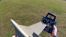 H29 Mig29 rc Airplane 2s Greg006 fan fold foam