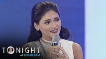 TWBA: What is Pia Wurtzbach's advice to the candidates of Binibining Pilipinas 2016?