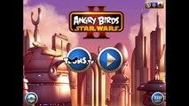 Angry Birds Star Wars II - 3 Bird Telepods - Yoda, Qui-Gon Jinn & Obi-Wan Kenobi