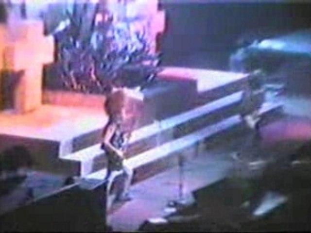 Metallica - Am I Evil (Live With Cliff Burton)