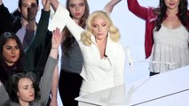 Oscars 2016: Lady Gagas emotional performance of Til It Happens to You