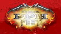 PPM Fest 2014 - Entertainment Stage : ATTILA & LES HUNS,II,III,IV