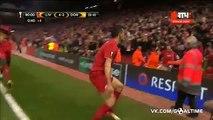 Dejan Lovren Incredible Goal - Liverpool 4-3 Borussia Dortmund - 14.04.2016 HD