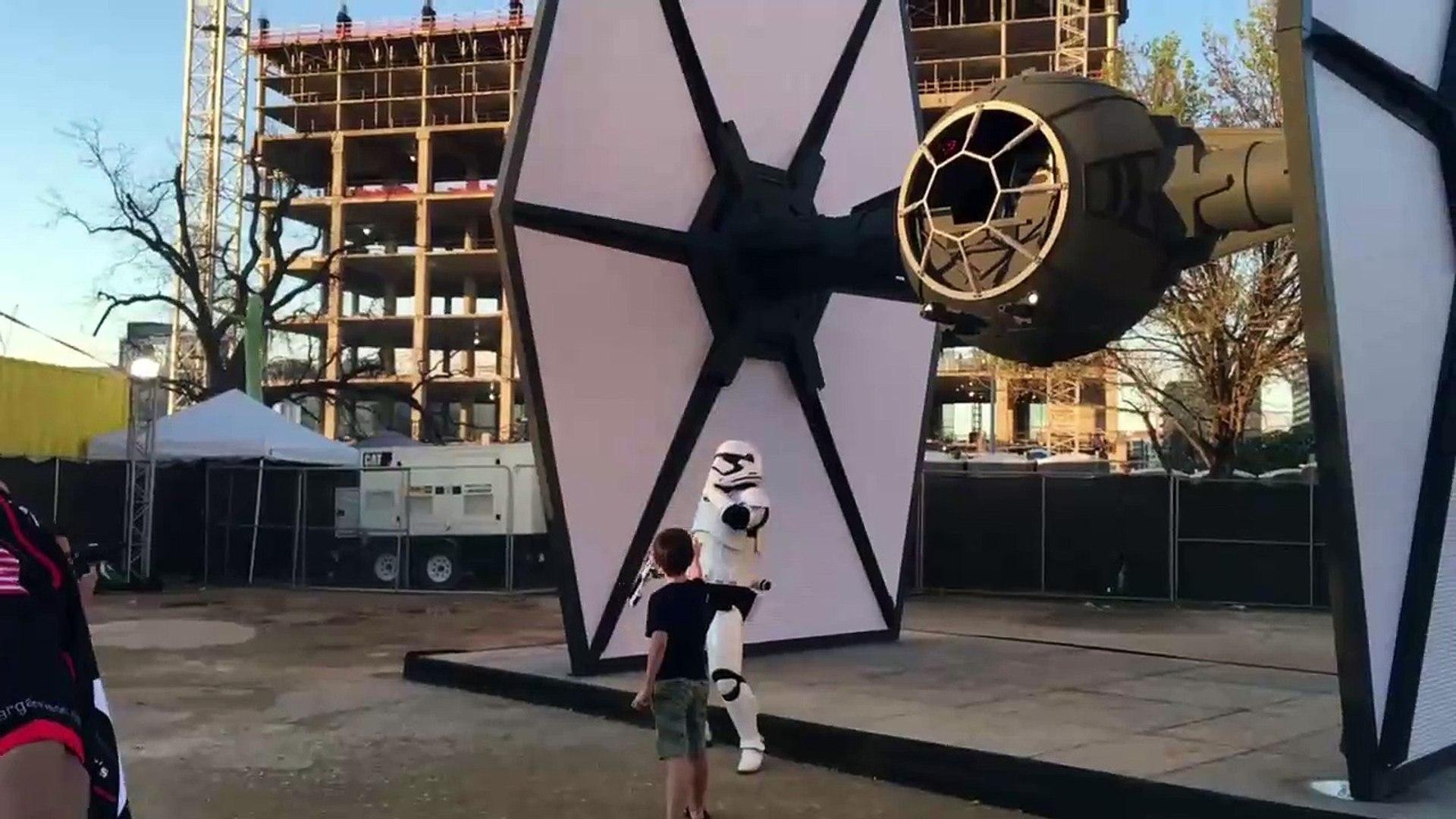 Construction starts on Disney's Star Wars Land