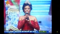 Miss Nepal World 2015 A.D!Evana Manandhar!Wishes to New Miss Nepal 2016 A.D