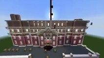 Minecraft TimeLapse - Гранд-Отель