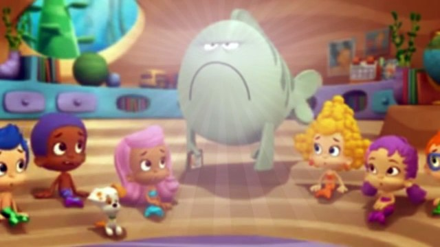 Bubble Guppies - S3E10 - Good Morning Mr Grumpfish