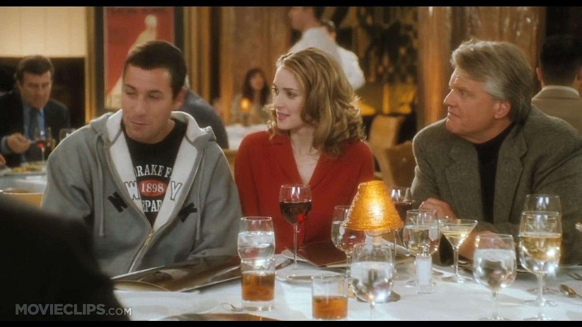 Mr. Deeds (5/8) Movie CLIP - I Think I Just Shat Myself (2002) HD