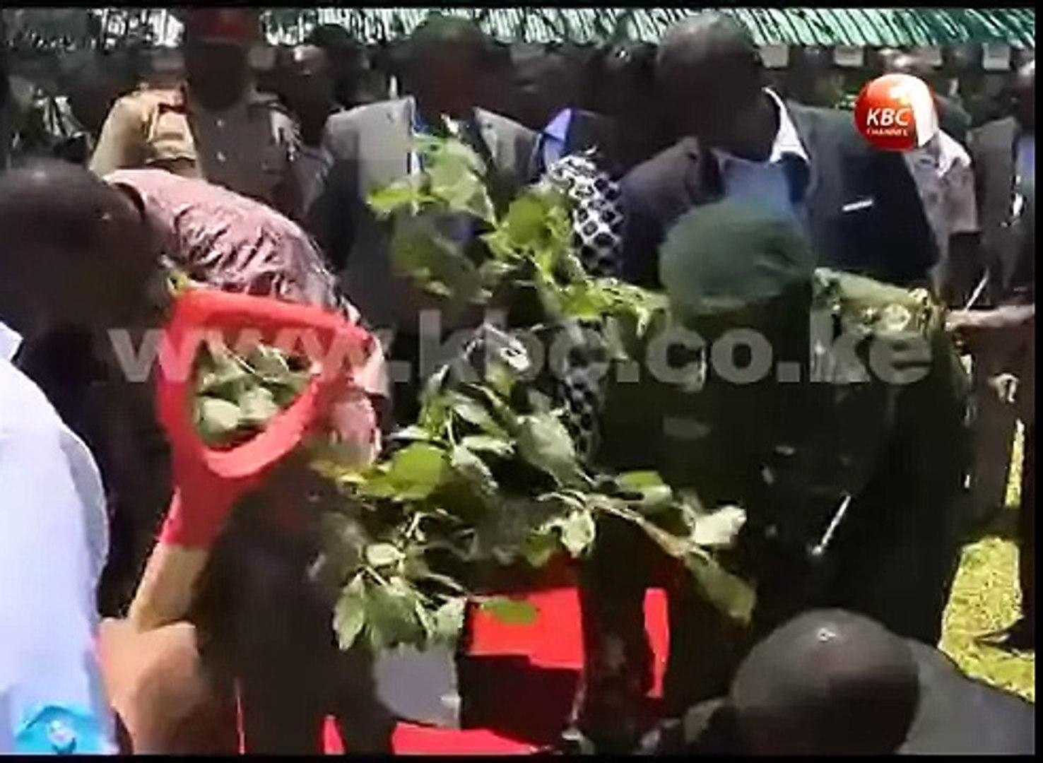 President Uhuru blames divisive politics for poor Innovation