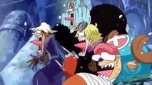 One Piece Funny Scene  Chopper and Luffy and Law and Chopper English Subbed.