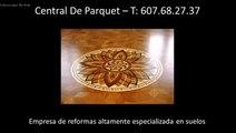 Pulidores de parquet baratos en Barcelona 607-682-737 Acuchilladores Instaladores de tarima parket