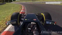 iRacing - McLaren Honda MP4-30 F1 Car @ Nordschleife