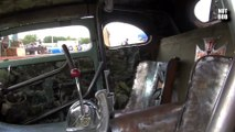 BUGLY (Front Engine VW Rat Rod)  ITW s 2014 Rat Rod Magazine Build Off Entry 2014 Redneck Rumble