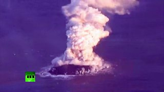Volcanic eruption in Japan gives birth to new island top songs 2016 best songs new songs upcoming songs latest songs sad songs hindi songs bollywood songs punjabi songs movies songs trending songs mujra dance Hot songs