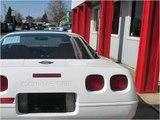 1996 Chevrolet Corvette Used Cars Grand Rapids MI