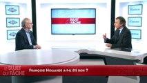 Duel Beytout/Joffrin : « François Hollande a-t-il été bon ? »
