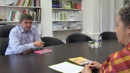 Locaux de Charlie Hebdo : interview de Jean-Marc Borello