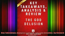 Read  Key Takeaways Analysis  Review The God Delusion by Richard Dawkins   Full EBook