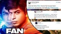 Shahrukh Khan's FAN   DUBAI Fans Goes Crazy