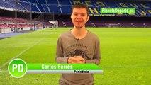 UEFA Champions League- Leo Messi, Luis Suárez y Neymar, desaparecidos