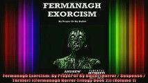 Read  Fermanagh Exorcism By Prayer Or By Bullet Horror  Suspense  Thriller Fermanagh  Full EBook