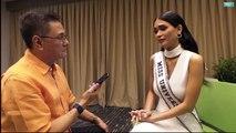Ricky Lo's Interview with Pia Wurtzbach