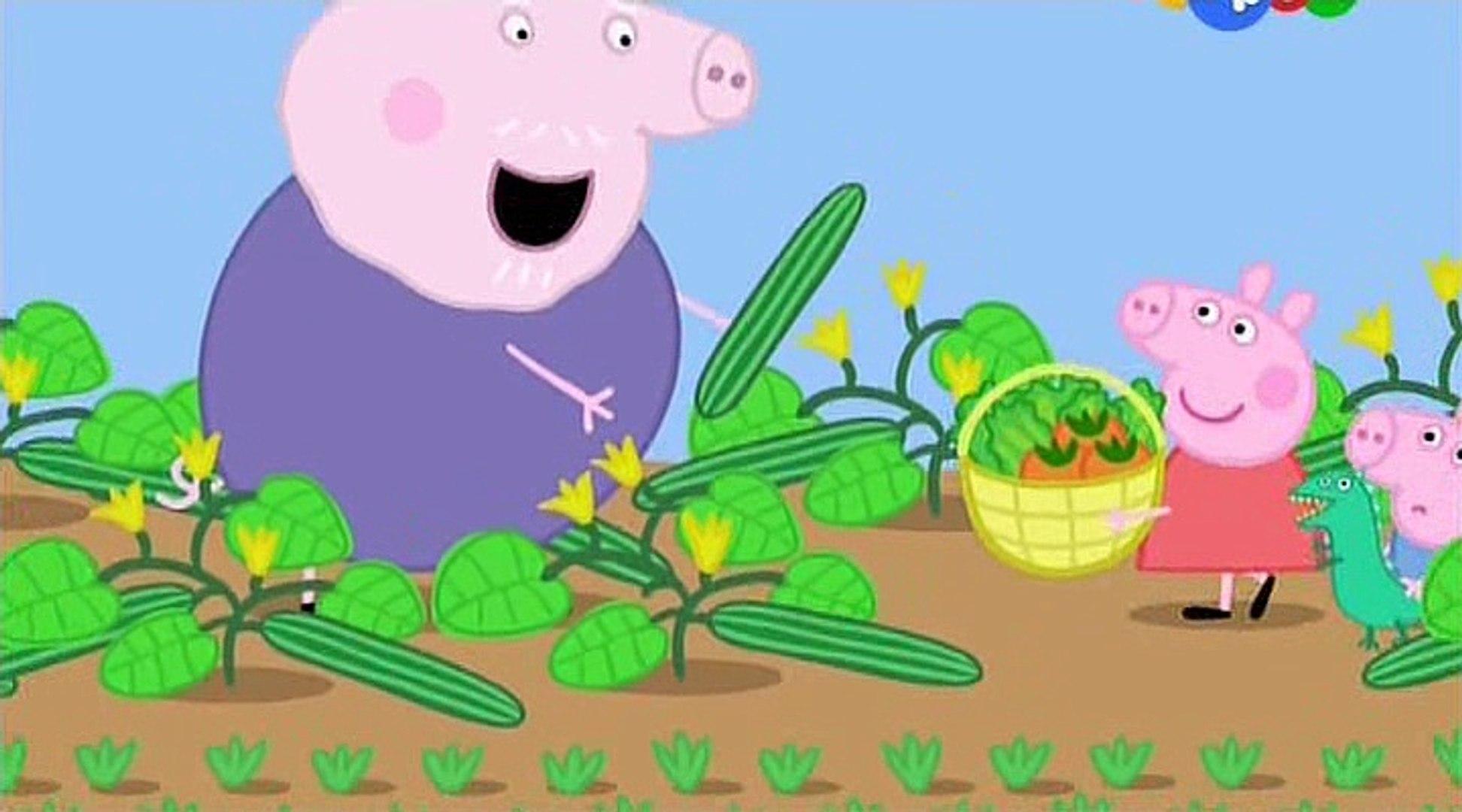Свинка Пеппа- Обед- Lunch -Все серии подряд Свинка Пеппа