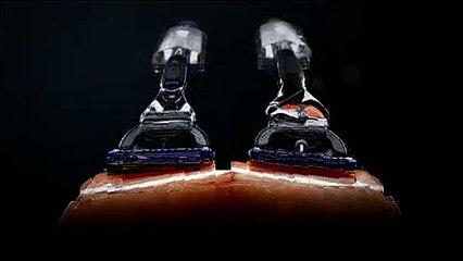 Gillette Fusion ProGlide avec la technologie Flexball