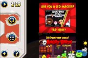 Angry Birds Star Wars 1-29 3 Stars Tatooine 1-29 3 Stars Walkthrough SOLUTION