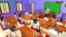 Santa Banta Hindi Jokes- agar koi school me bam rakh de to - Funny Joke Video - Urdu/Hindi