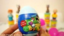 Dev Yumurta Pepeeden Şila Dev Sürpriz Yumurtası - Play Doh PEPEE Oyun Hamuru Oyuncaklar #9