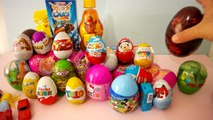30 Sürpriz Yumurta Açma  Sürpriz Yumurta izle - Yeni Oyuncak ve Yumurtalar Kinder Surprise Eggs HD